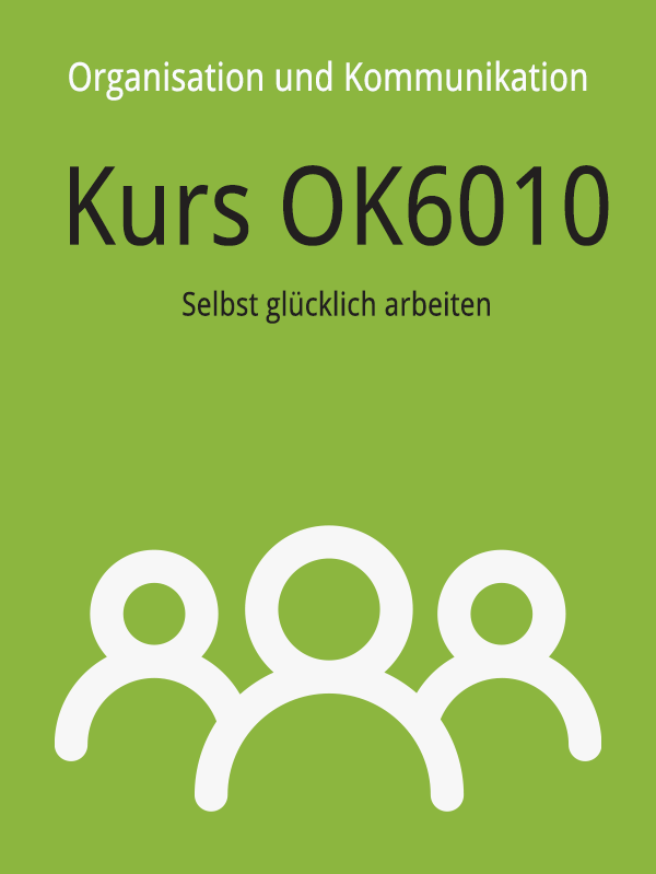 OK6010: Motivation und Stress